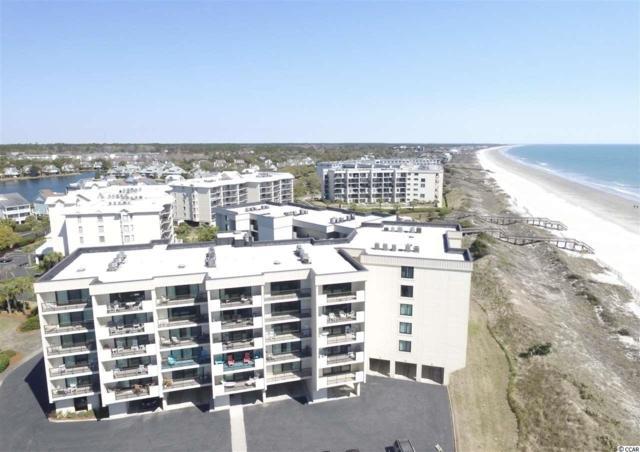 741 Retreat Beach Circle B-1-G, Pawleys Island, SC 29585 (MLS #1805641) :: The Litchfield Company