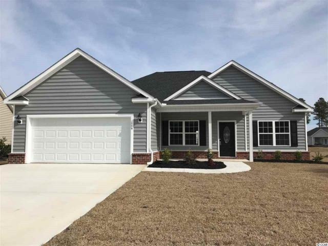 119 Silver Peak Dr., Conway, SC 29526 (MLS #1811721) :: The Hoffman Group