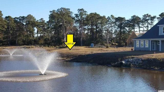 1000 Bonnet Dr., North Myrtle Beach, SC 29582 (MLS #1820720) :: James W. Smith Real Estate Co.