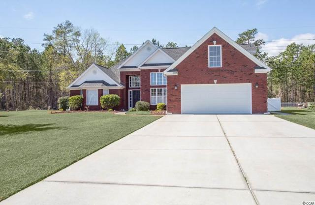 3669 Kingsley Dr., Myrtle Beach, SC 29588 (MLS #1901444) :: Jerry Pinkas Real Estate Experts, Inc
