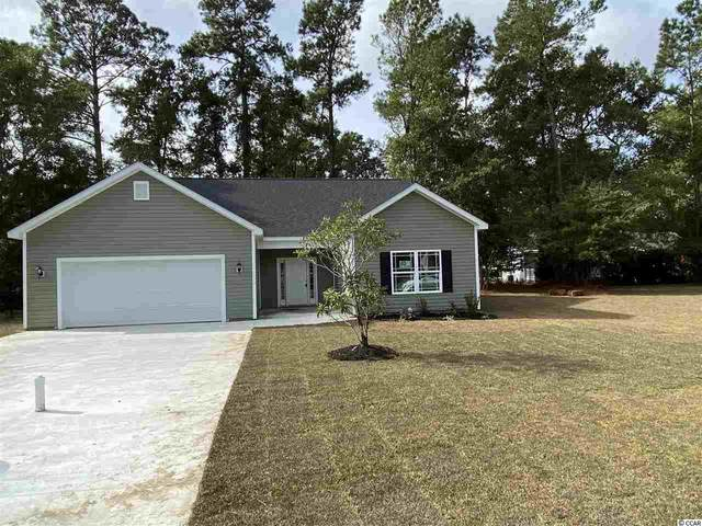 102 Lizard Ln., Myrtle Beach, SC 29588 (MLS #2010537) :: Armand R Roux | Real Estate Buy The Coast LLC