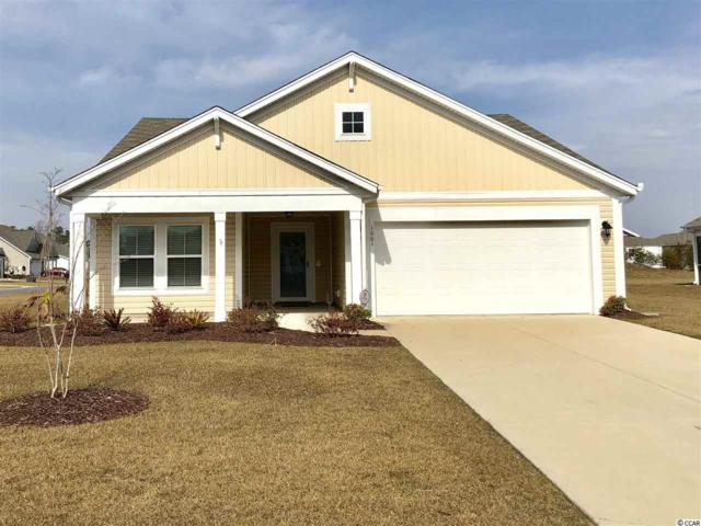 1001 Sunnymeadow Place, Little River, SC 29566 (MLS #1801403) :: The Litchfield Company