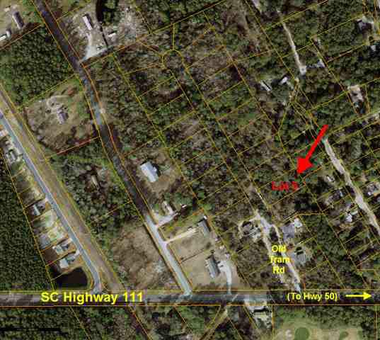 5 Old Tram Rd., Little River, SC 29566 (MLS #1003880) :: SC Beach Real Estate