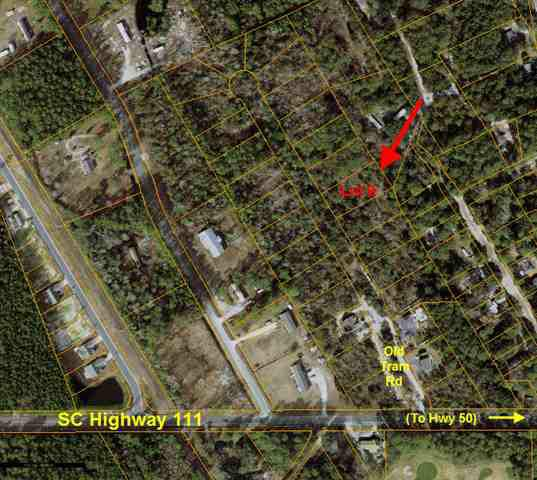 8 Old Tram Rd., Little River, SC 29566 (MLS #1003883) :: Jerry Pinkas Real Estate Experts, Inc