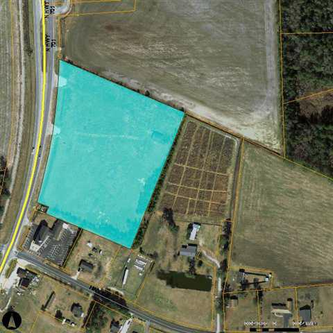 TBD Hwy 701, Loris, SC 29569 (MLS #1111263) :: James W. Smith Real Estate Co.