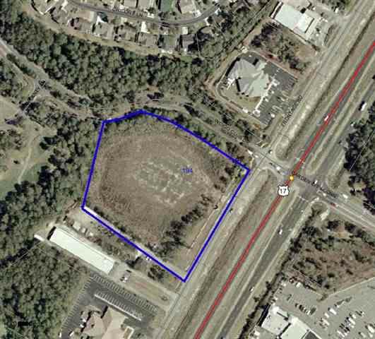 Corner of SW Garden City Connector, Garden City Beach, SC 29576 (MLS #1210702) :: Garden City Realty, Inc.