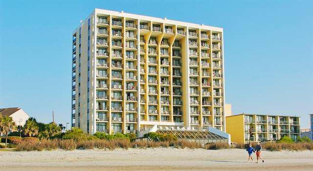 1905 S Ocean Blvd. #504, Myrtle Beach, SC 29577 (MLS #1215619) :: Trading Spaces Realty