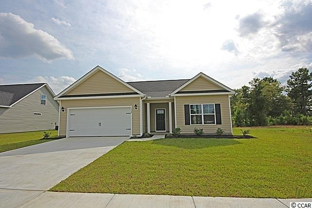 4016 Woodcliffe Drive, Conway, SC 29526 (MLS #1612278) :: BRG Real Estate
