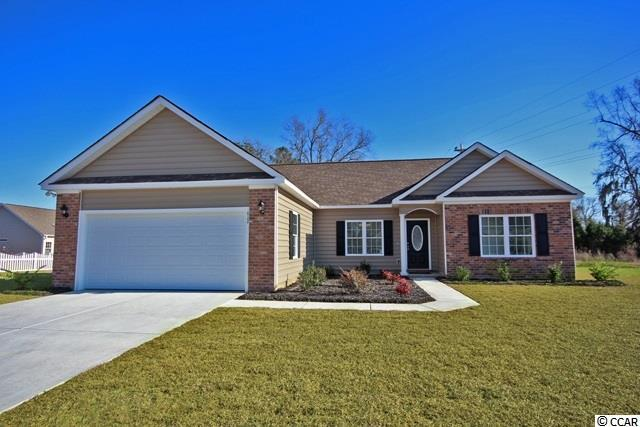 4009 Woodcliffe Drive, Conway, SC 29526 (MLS #1612280) :: BRG Real Estate