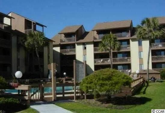5507 N Ocean Blvd #315, Myrtle Beach, SC 29577 (MLS #1615250) :: Trading Spaces Realty