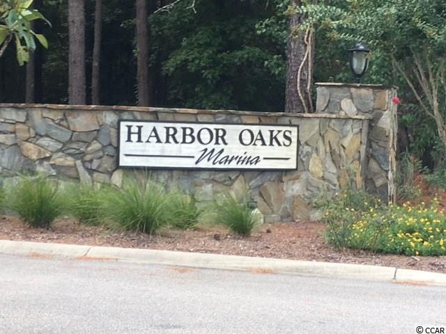 LOT 8 Harbor Oaks Marina, Myrtle Beach, SC 29588 (MLS #1617656) :: Coastal Tides Realty