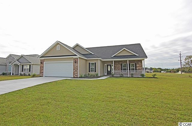 4005 Woodcliffe Drive, Conway, SC 29526 (MLS #1620609) :: BRG Real Estate