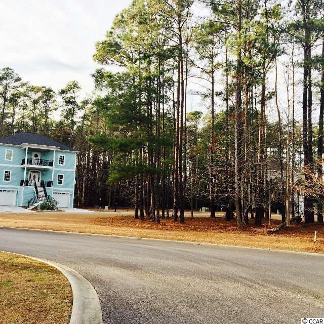 Lot 14 Harbor Oaks Marina, Myrtle Beach, SC 29588 (MLS #1701469) :: James W. Smith Real Estate Co.