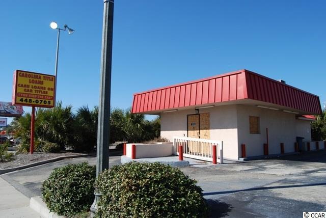 701 North Kings Hwy., Myrtle Beach, SC 29577 (MLS #1703008) :: The Hoffman Group