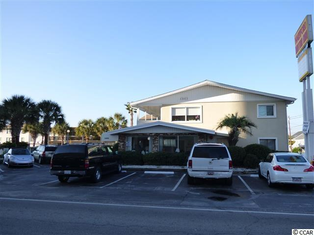 5409 N Ocean Blvd #101, North Myrtle Beach, SC 29582 (MLS #1703047) :: Sloan Realty Group