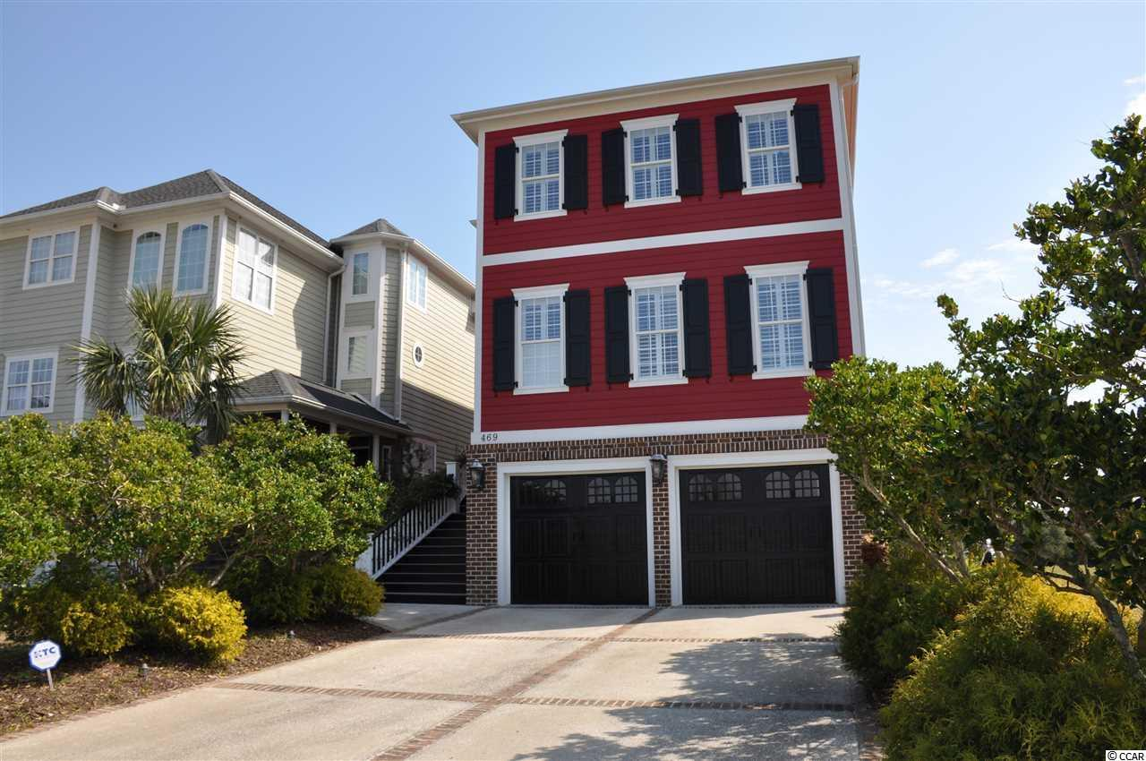469 St. Julian Lane, Myrtle Beach, SC 29579 (MLS #1706581) :: The Litchfield Company