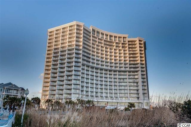 161 Seawatch Drive #1607, Myrtle Beach, SC 29572 (MLS #1707616) :: The Litchfield Company