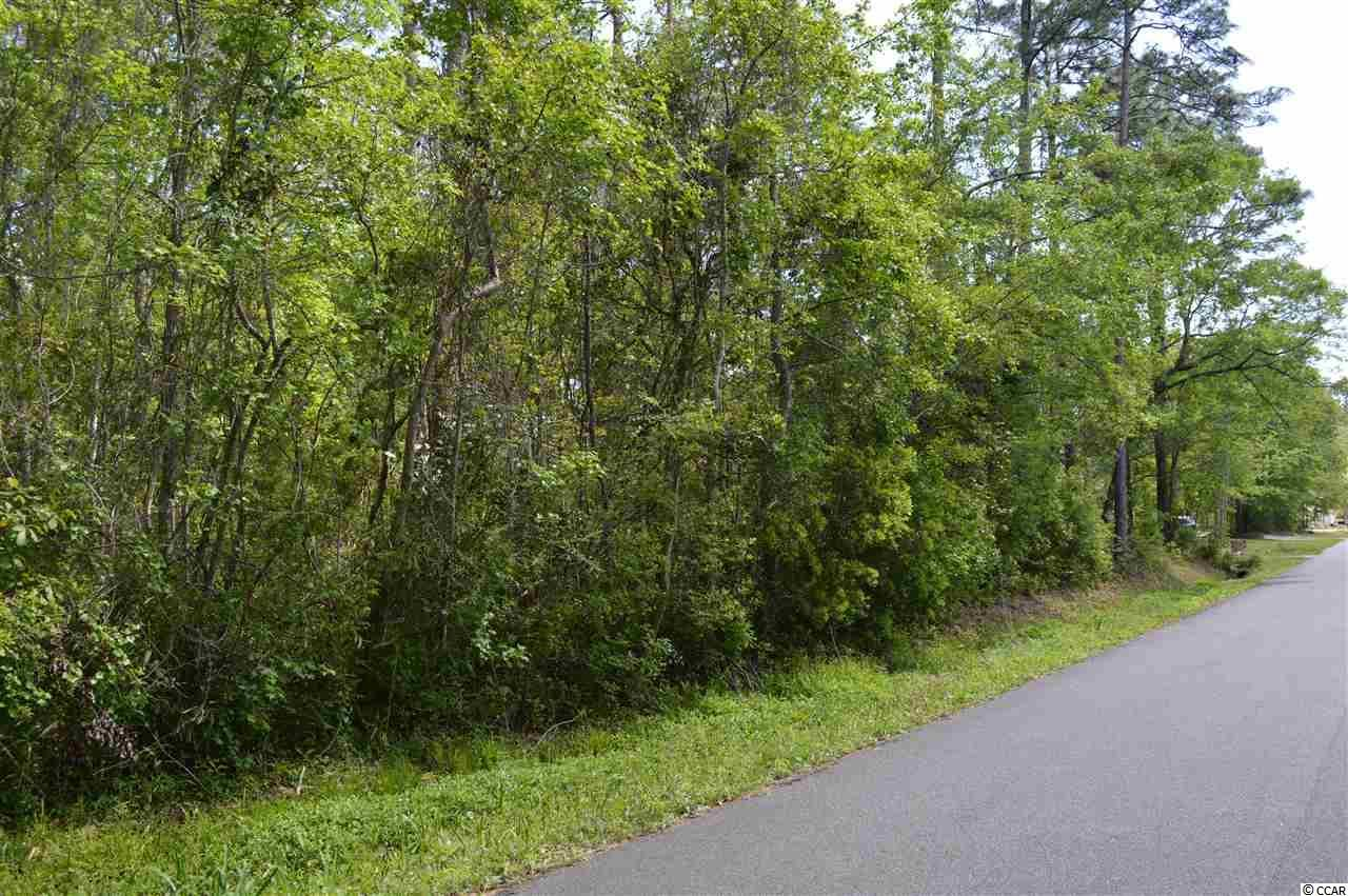 Lot 6 Hill Drive, Pawleys Island, SC 29585 (MLS #1708977) :: James W. Smith Real Estate Co.
