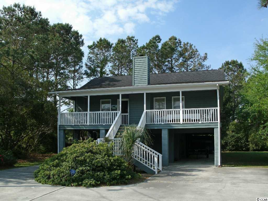 38 Barefoot Loop, Pawleys Island, SC 29585 (MLS #1709078) :: James W. Smith Real Estate Co.