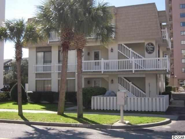 211 76TH AVENUE NORTH B-1, Myrtle Beach, SC 29572 (MLS #1709761) :: The Litchfield Company