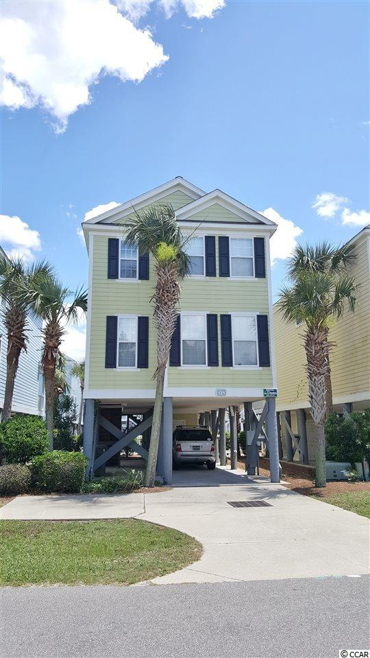 315 S Dogwood Drive, Surfside Beach, SC 29575 (MLS #1711755) :: The Litchfield Company