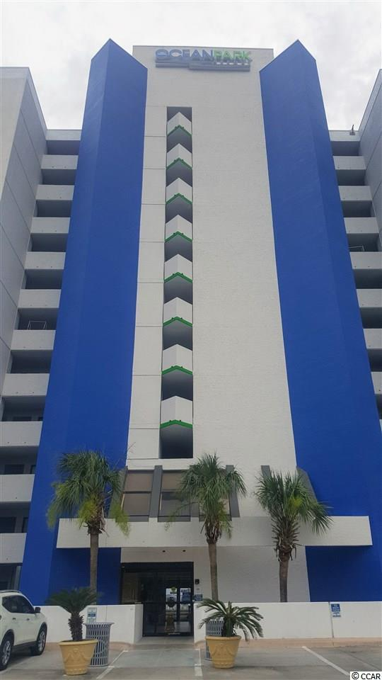 1905 S Ocean Blvd #204, Myrtle Beach, SC 29577 (MLS #1712640) :: The HOMES and VALOR TEAM