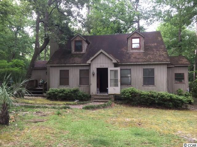 2912 Russel Rd, Conway, SC 29526 (MLS #1713514) :: The Litchfield Company