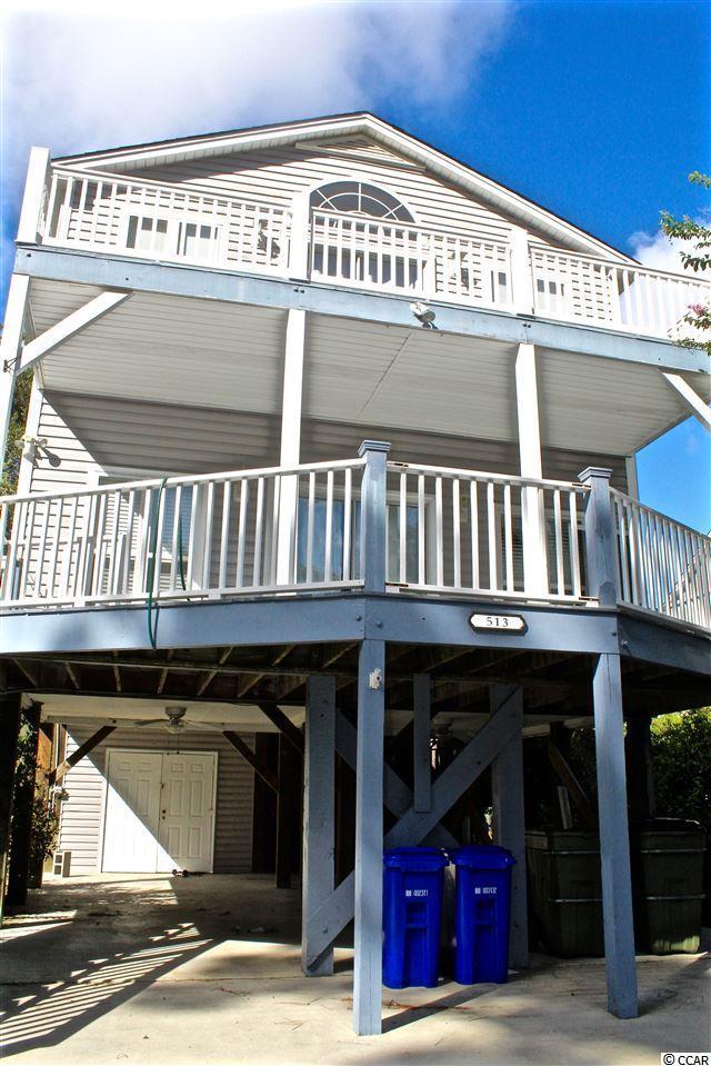 513 Juniper Dr., Surfside Beach, SC 29575 (MLS #1715471) :: The Litchfield Company