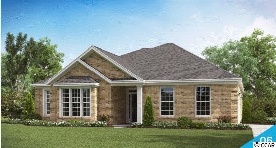 1114 Whooping Crane Dr, Conway, SC 29526 (MLS #1715975) :: James W. Smith Real Estate Co.