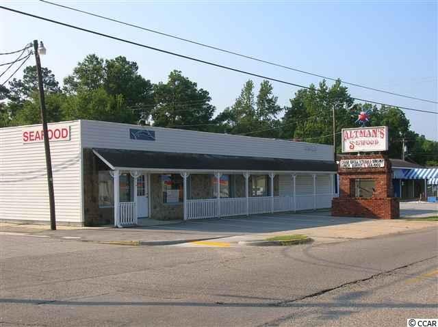 4914 Broad Street, Loris, SC 29569 (MLS #1716406) :: The HOMES and VALOR TEAM