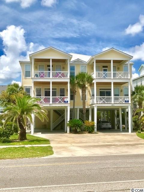 831-A N Waccamaw Dr., Garden City Beach, SC 29576 (MLS #1717665) :: The HOMES and VALOR TEAM