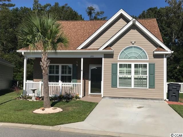 292 Palm Cove Circle, Myrtle Beach, SC 29588 (MLS #1720631) :: The Litchfield Company