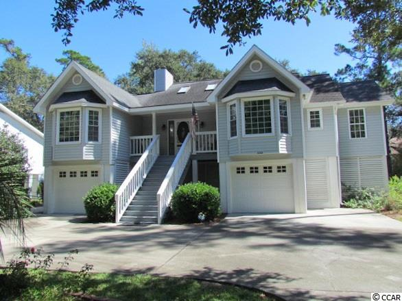522 Lakeshore Drive, Pawleys Island, SC 29585 (MLS #1721237) :: James W. Smith Real Estate Co.