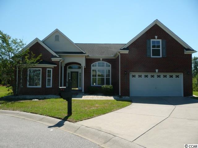 3200 Stoney Creek Ct, North Myrtle Beach, SC 29582 (MLS #1721439) :: SC Beach Real Estate