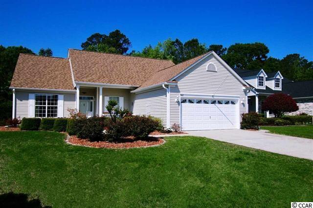 1662 Sedgefield Drive, Murrells Inlet, SC 29576 (MLS #1722123) :: Myrtle Beach Rental Connections