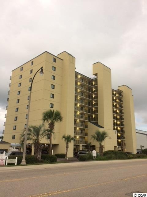 3601 S Ocean Boulevard 7E, North Myrtle Beach, SC 29582 (MLS #1722189) :: Trading Spaces Realty