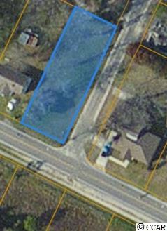 Corner of Lewis Church St., Loris, SC 29569 (MLS #1722240) :: Myrtle Beach Rental Connections
