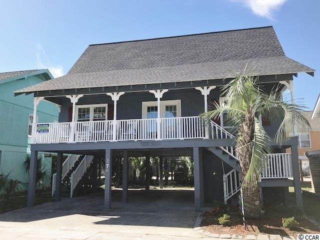 176 Easy Street, Garden City Beach, SC 29576 (MLS #1722302) :: The HOMES and VALOR TEAM