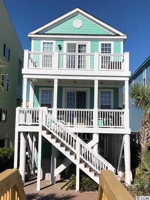 1513 B South Ocean Blvd., Surfside Beach, SC 29575 (MLS #1723289) :: The Hoffman Group