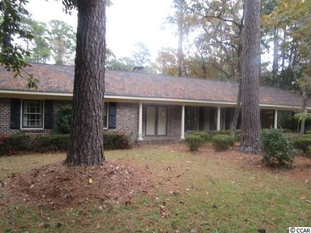 68 Wood Duck Lane, Georgetown, SC 29440 (MLS #1723934) :: The Litchfield Company