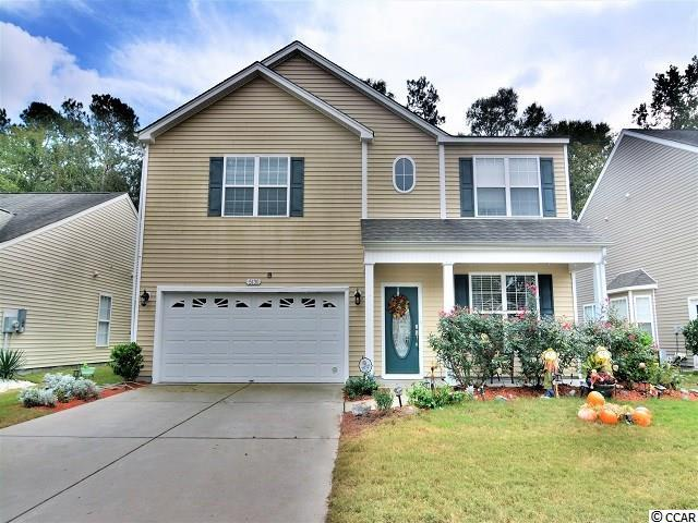 5130 Morning Frost Place, Myrtle Beach, SC 29579 (MLS #1724247) :: The HOMES and VALOR TEAM
