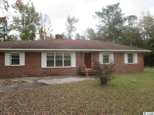 8 Greenhouse Rd., Kingstree, SC 29556 (MLS #1724437) :: The HOMES and VALOR TEAM