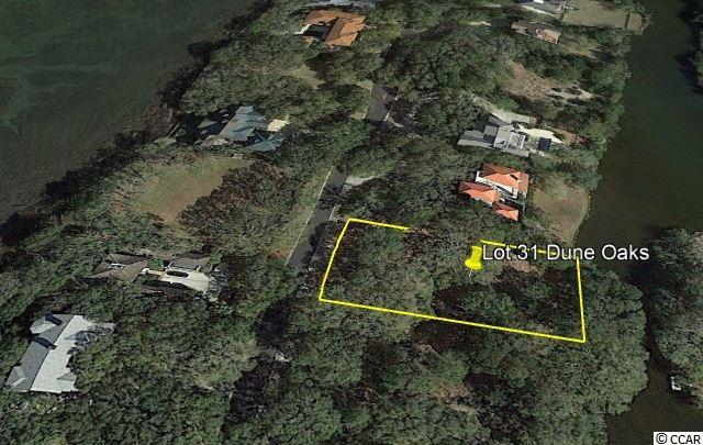 Lot 31 Dune Oaks, Georgetown, SC 29440 (MLS #1724487) :: James W. Smith Real Estate Co.