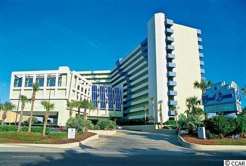1105 S Ocean Blvd #504, Myrtle Beach, SC 29577 (MLS #1724803) :: James W. Smith Real Estate Co.