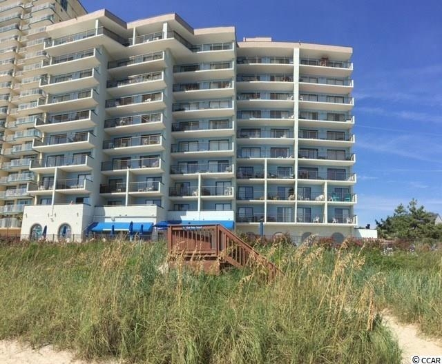 2001 S Ocean Blvd #411 #411, Myrtle Beach, SC 29577 (MLS #1724817) :: Trading Spaces Realty