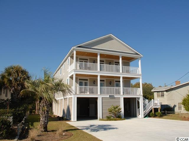 1225 Parker Drive, Pawleys Island, SC 29585 (MLS #1726018) :: The Litchfield Company