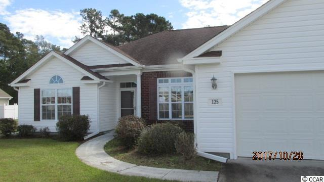 125 Maiden Lane, Myrtle Beach, SC 29588 (MLS #1726176) :: Myrtle Beach Rental Connections