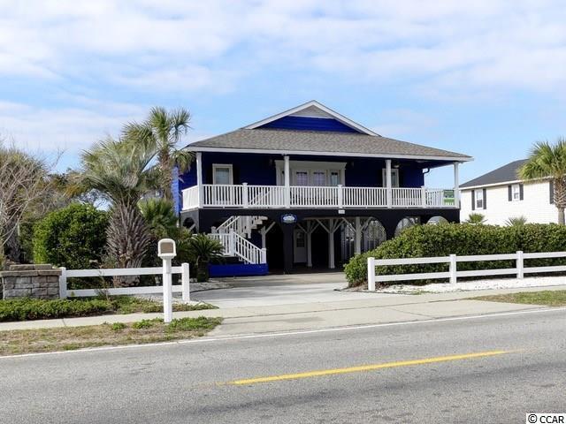 1644 S Waccamaw Drive, Garden City Beach, SC 29576 (MLS #1726240) :: The Litchfield Company