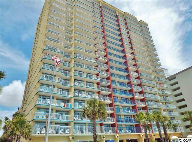 2007 S Ocean Blvd #1705, Myrtle Beach, SC 29577 (MLS #1726259) :: The Litchfield Company