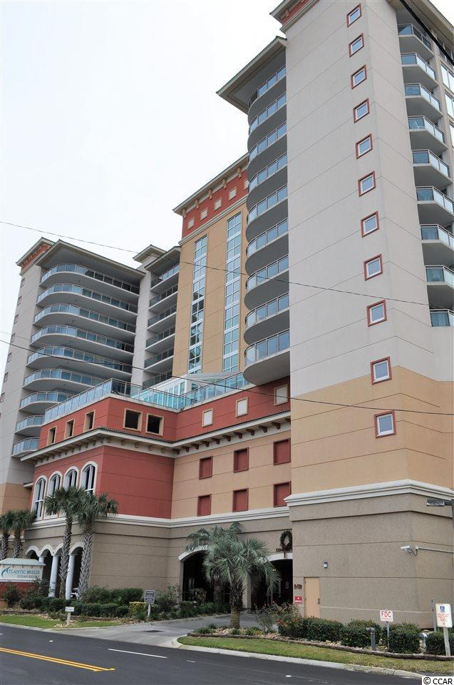 1321 S Ocean Blvd #1105, North Myrtle Beach, SC 29582 (MLS #1726268) :: Trading Spaces Realty